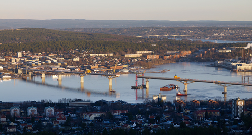 Trafikverket, E4 Sundsvall